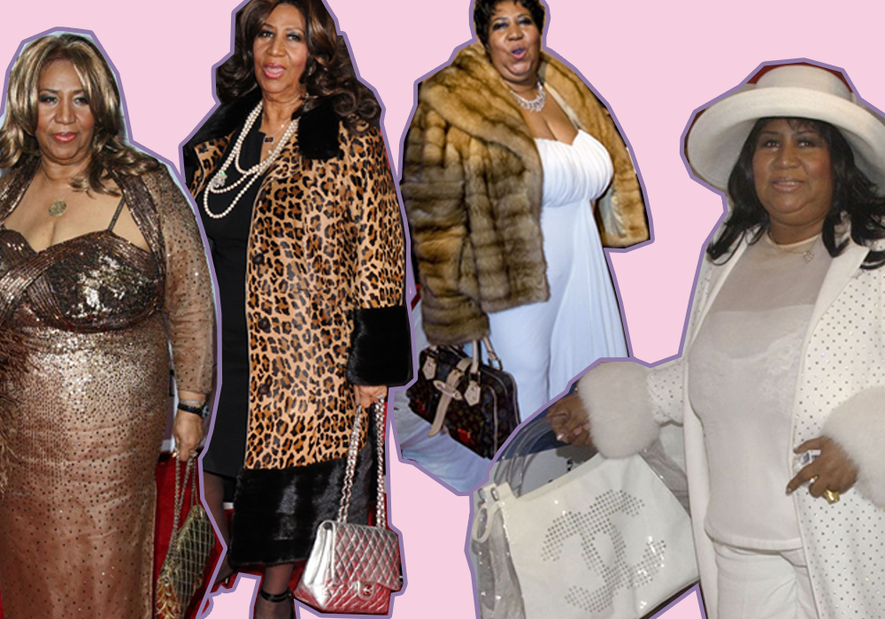 Aretha Franklin: Queen of Soul and Lover of Designer Handbags
