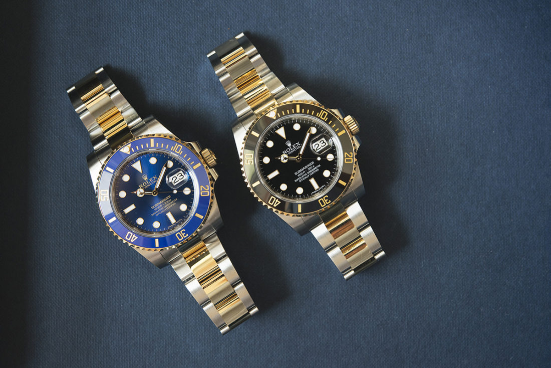 Review Rolex Submariner 116613 And Two Toned Watches Stockx News