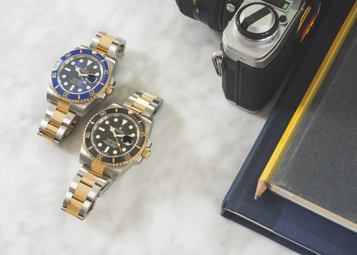 Review: Rolex Submariner 116613 and Two Toned Watches