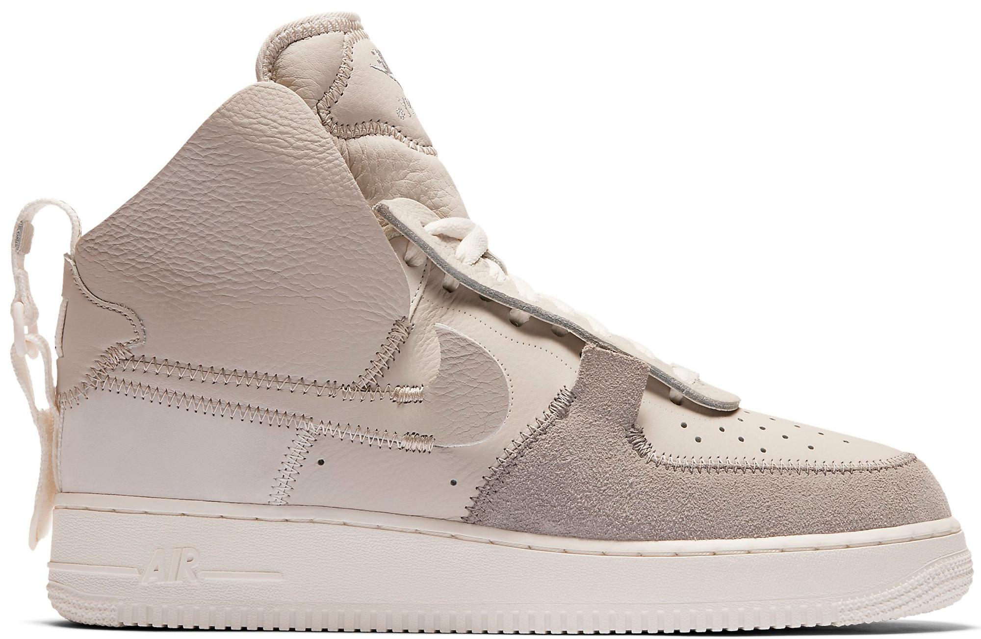 PSNY Nike Air Force 1 High Grey