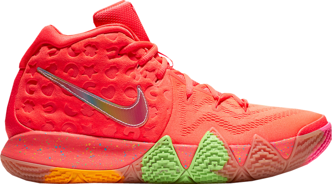 322f4ee79469 Nike Kyrie 4 Lucky Charms - StockX News