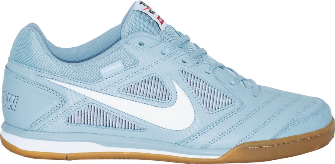 new product 42fb9 e1edf Supreme Nike SB Gato Light Armory Blue