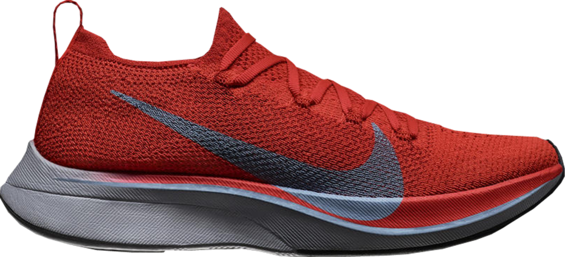 2435962843f Nike Zoom VaporFly 4% Flyknit Bright Crimson - StockX News