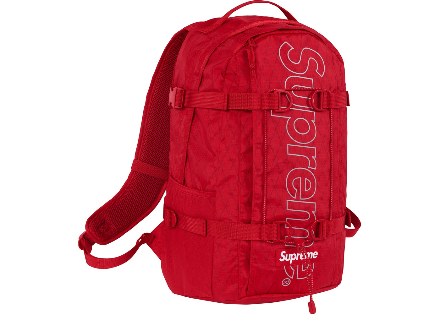 2bacf67a Supreme Backpack (FW18) Red - FW18