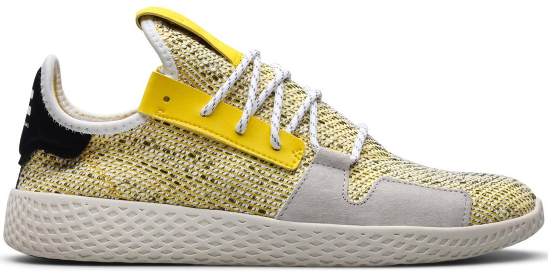 8c814f51308f0 Pharrell Williams adidas SOLARHU Tennis V2 Black - StockX News