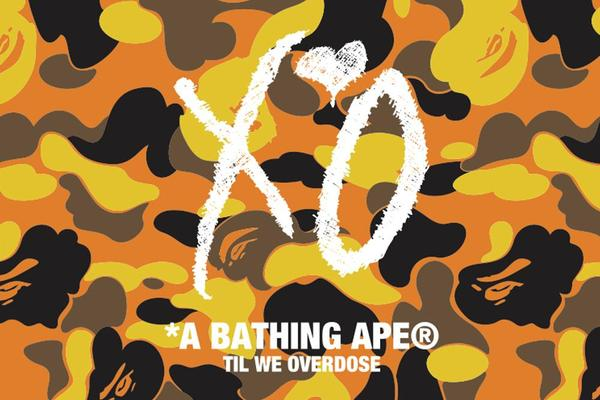 BAPE x XO Collection Only Calls You at Half Past Five