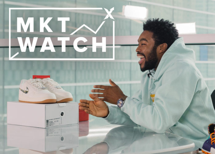 StockX MKT Watch: Travis Defies Expectations, Supreme F/W Preview & Raptor 4s Arrive