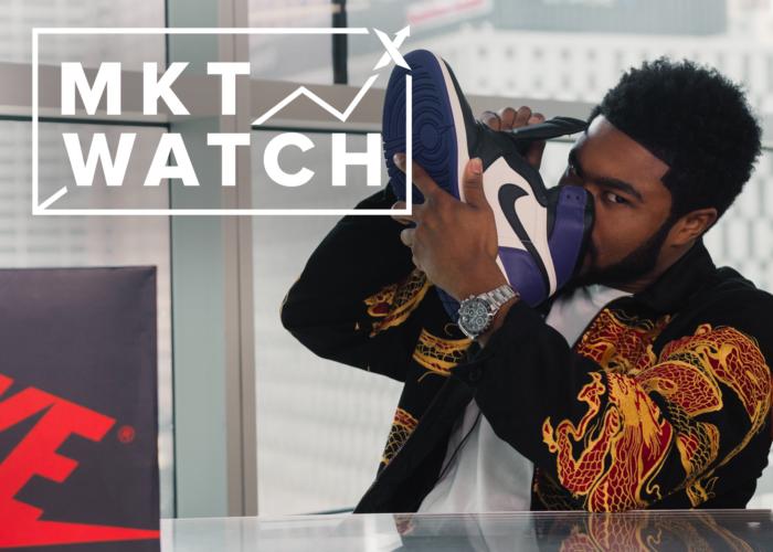 StockX MKT Watch: Jordan 1 Goes Green, Supreme Fall Tees, And Jordan 5 Grape Fresh Prince