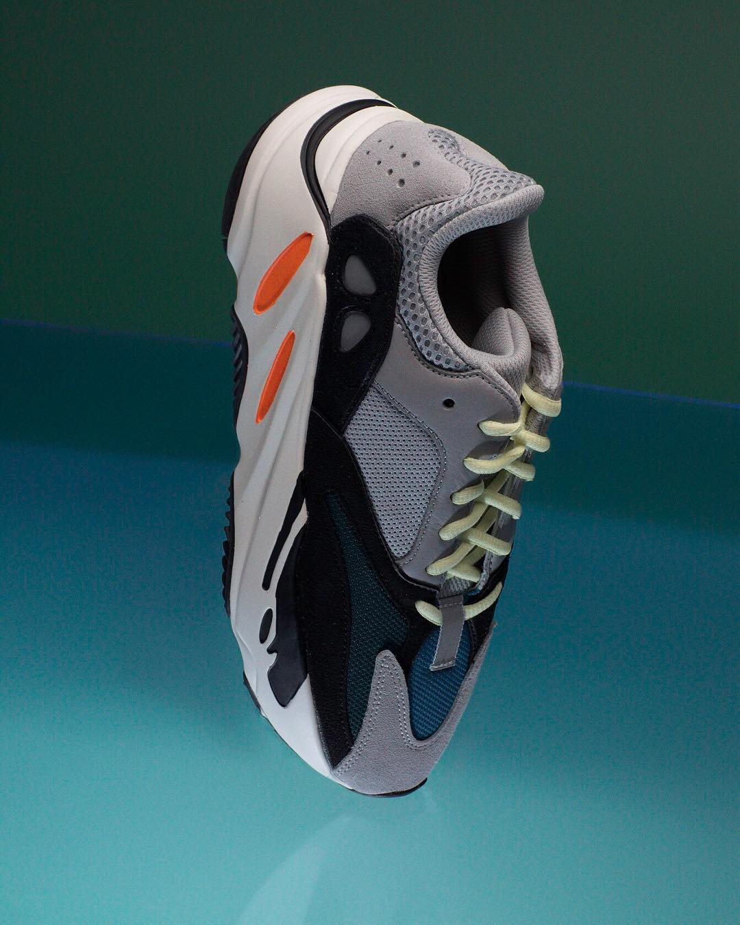bcd728ee28689 The Yeezy Wave Runner Restock Has Prices Falling. The Yeezy Boost 700 ...