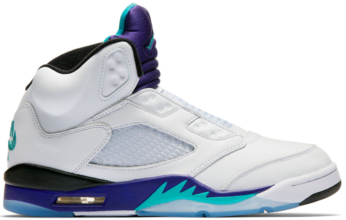 56ce971c51b Air Jordan 5 Fresh Prince Grape - StockX News