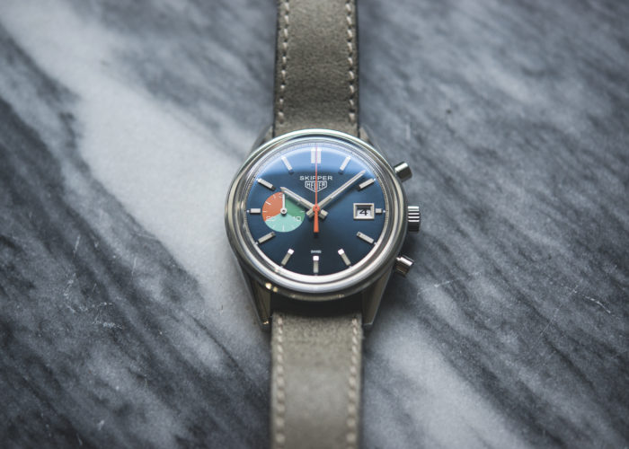 Review: TAG Heuer Carrera Skipper for HODINKEE