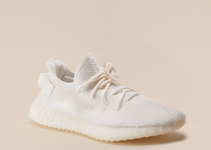 The Yeezy 350 Cream White Restock Has Arrived