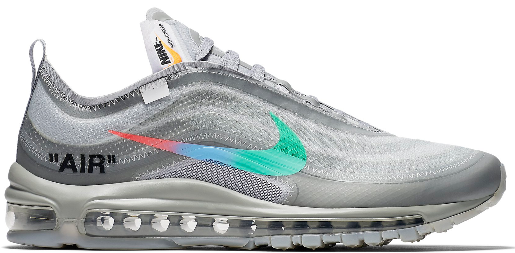 Off-White Nike Air Max 97 Menta - StockX News