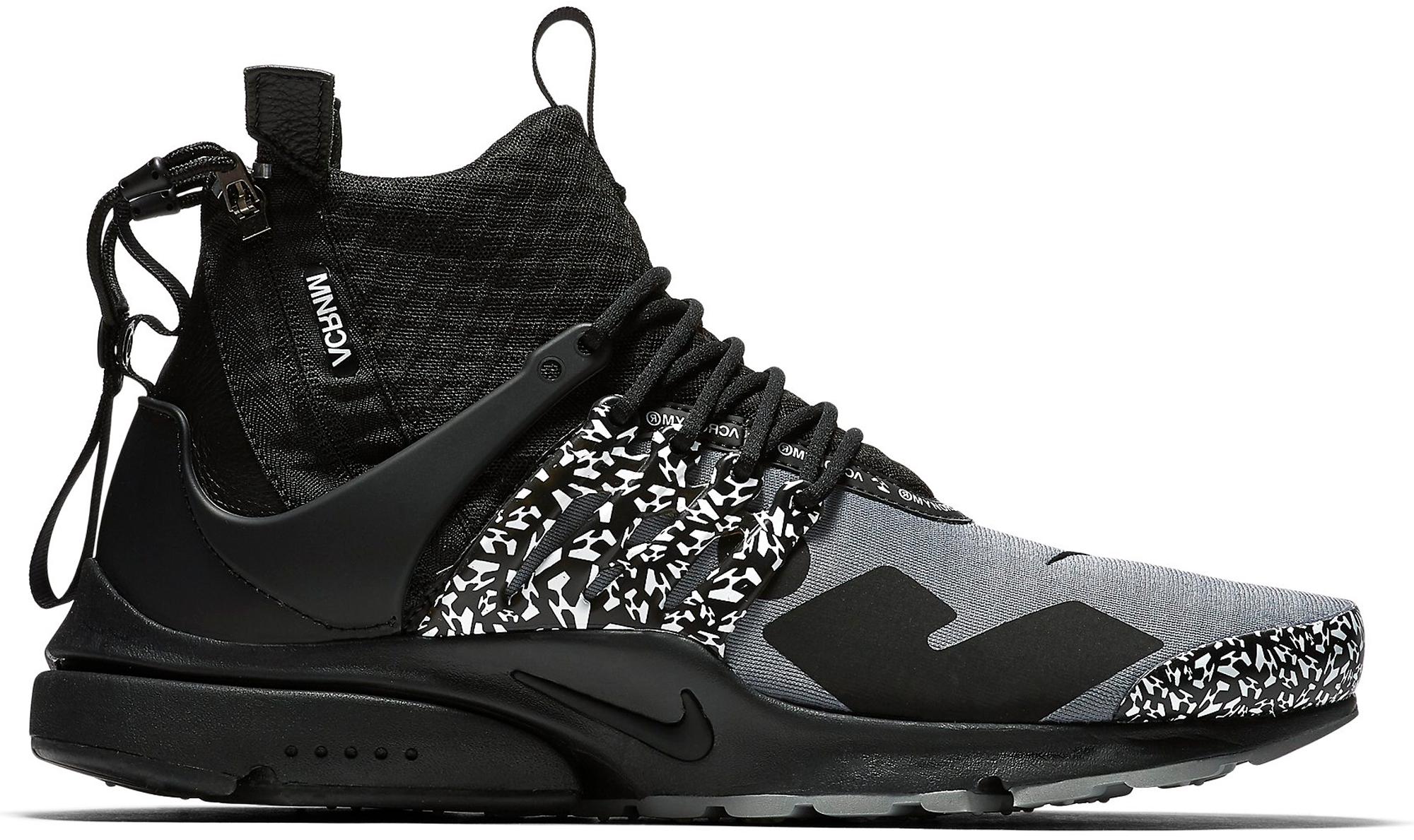 6b6b9f82824a Acronym Nike Air Presto Mid Cool Grey - StockX News