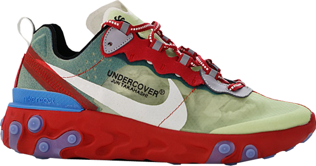 new product 2b297 5b2a4 Undercover Nike React Element 87 Volt