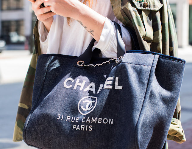Designer Denim is Back With These Bags