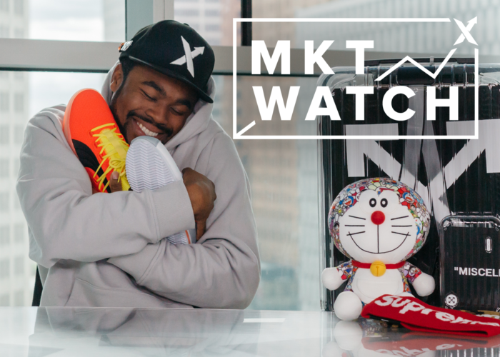 StockX MKT Watch: The NBA is back, Off-White Exposed, and Supreme x The North Face
