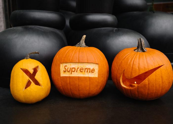 StockX Streetwear Pumpkin Stencils