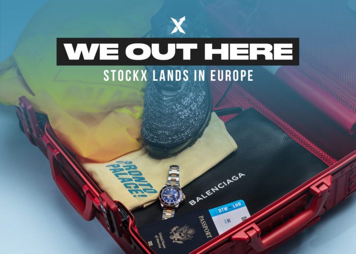 StockX Officially Launches in Europe