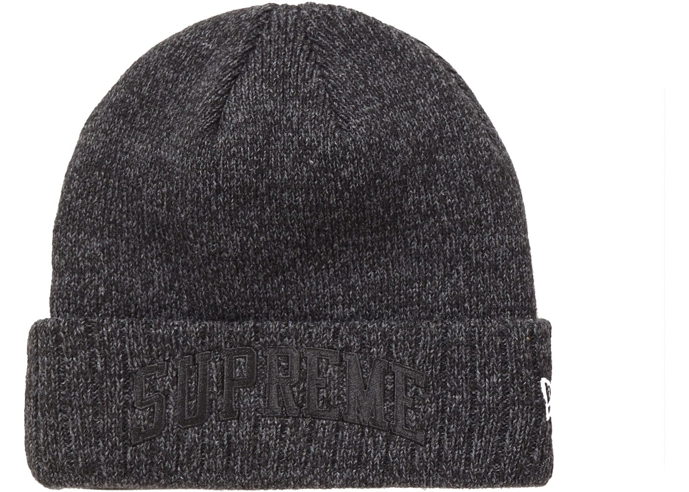 d7265ca308 Supreme New Era Arc Logo Beanie Black - FW18