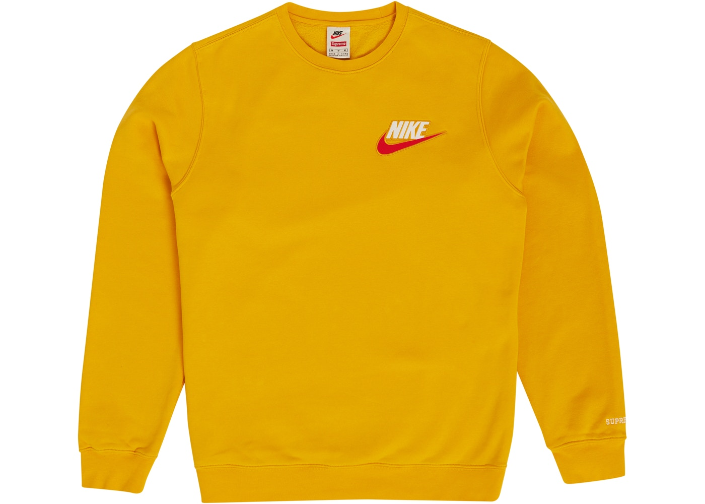 Supreme Nike Crewneck Black