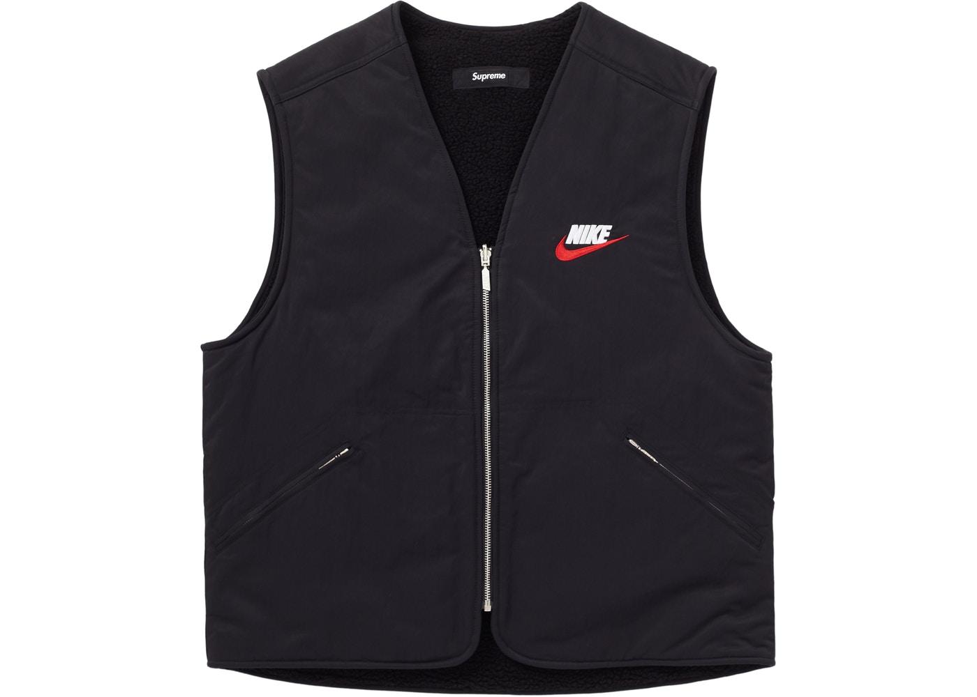 Nylon Reversible Vest 115