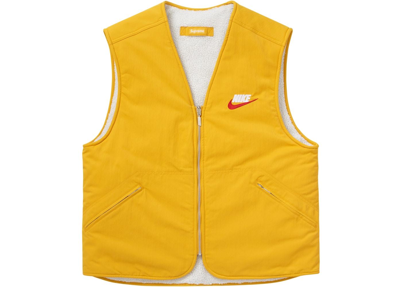 Nylon Reversible Vest 77