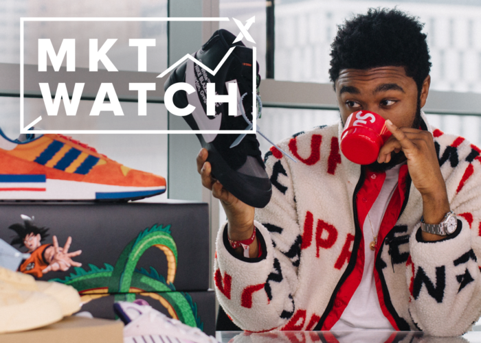 StockX MKT Watch: adidas x Dragon Ball Z , Nike React 55s , and Supreme Sleeves