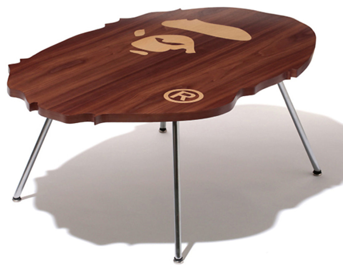 bape coffee table