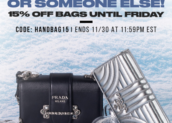 15% OFF Bags at StockX Until Friday!