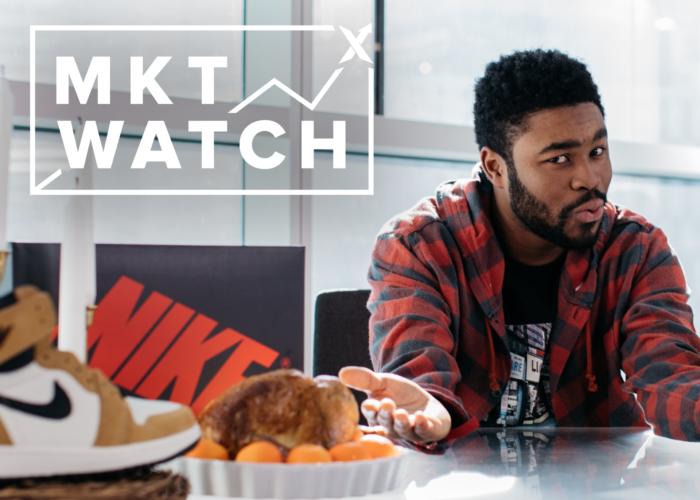 StockX MKT Watch: Zebras vs Jordans, Sesame Street KAWS, and Black Friday Drops