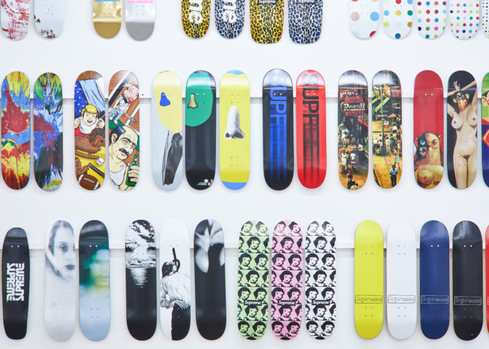 The Complete Supreme Skate Decks Catalog