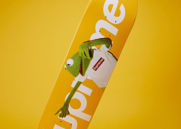 StockX Select: Win The Legendary Supreme Kermit The Frog Deck
