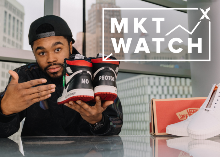 StockX MKT Watch: Vans x NASA, Supreme Gets Stormy, & SB Diamond drops