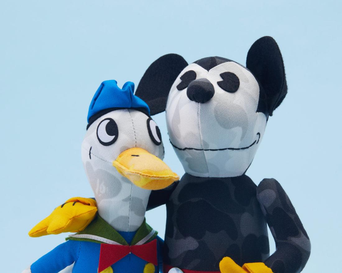 a3c6b0a577f1 StockX Select: Win A BAPE x Disney Plush Prize Pack - StockX News