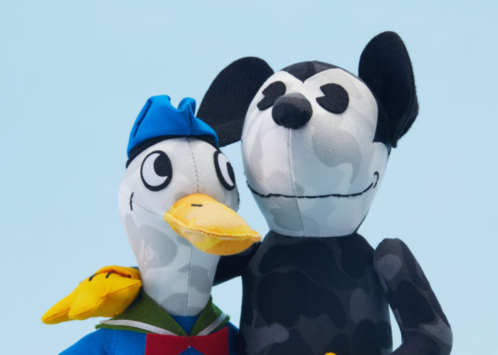 StockX Select: Win A BAPE x Disney Plush Prize Pack