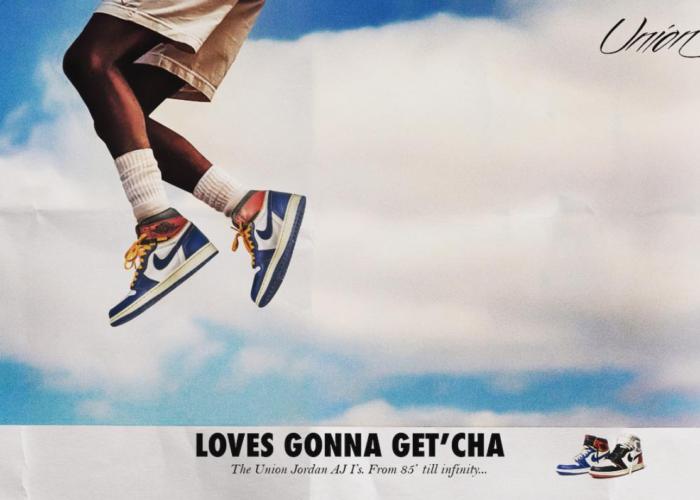 A Sneakers & Streetwear Collection: Union LA x Jordan Brand