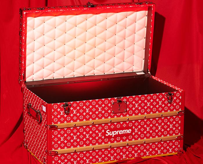 Stockx Authenticates The 70 000 Louis Vuitton X Supreme Trunk