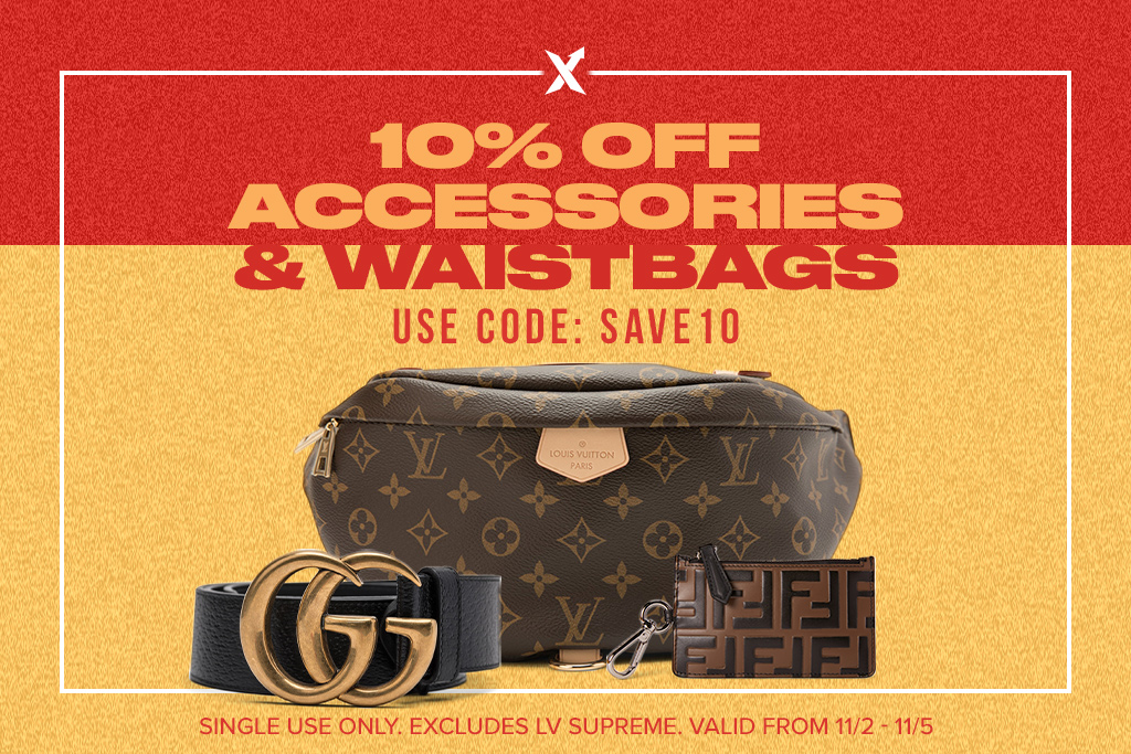 This Weekend Only: 10% Off Accessories and Waist Bags at StockX
