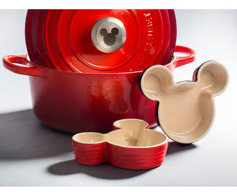 Mickey cookware