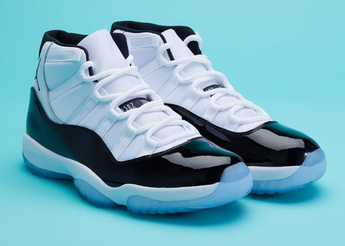 Win A Free Pair of Jordan 11 Concords on StockX