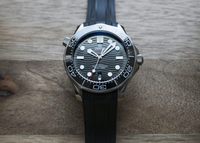 In-Depth: Omega Seamaster Professional Diver 300M Review