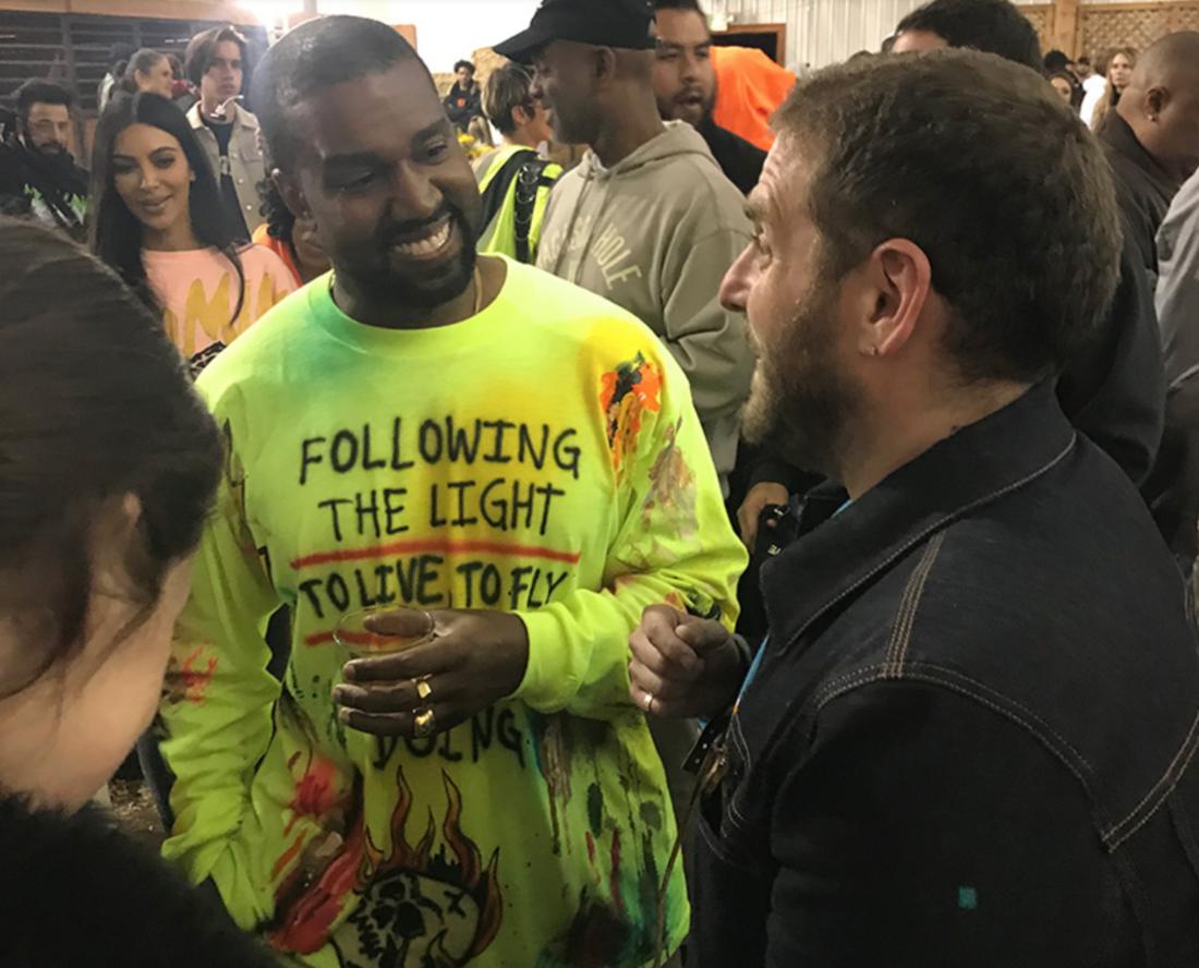 Kanye West Wes Lang