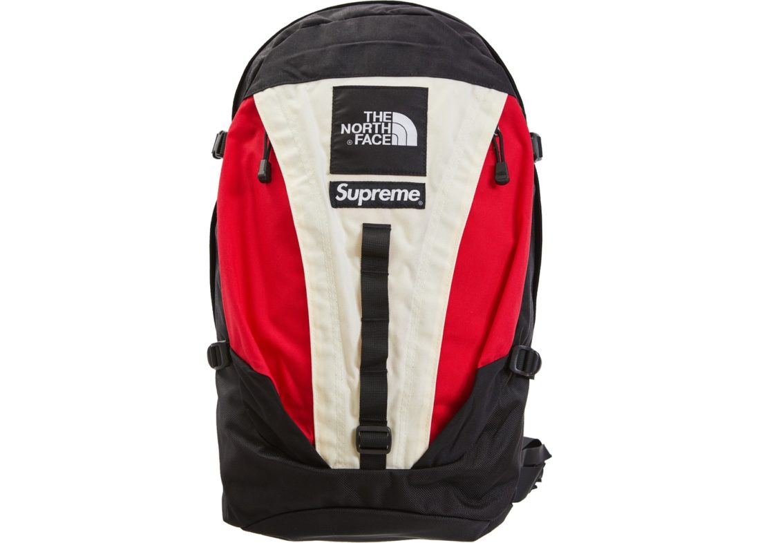 fabd9127431 Supreme The North Face Expedition Backpack White