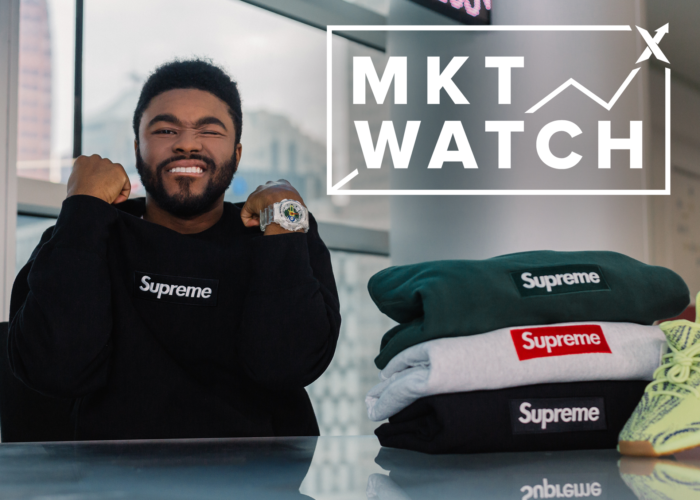 StockX MKT Watch: Concords Break Records & Box Logo Ws