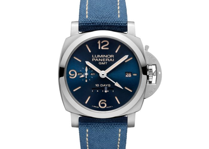 Panerai Releases Limited Edition Luminor 1950 for Design Miami
