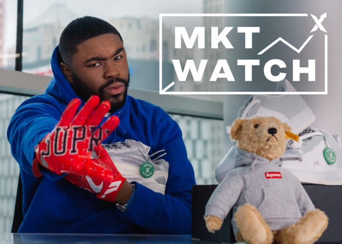 StockX MKT Watch: Yeezy Static Surprise, Teddy Bear Banger, and Jordan 4 30th anniversary