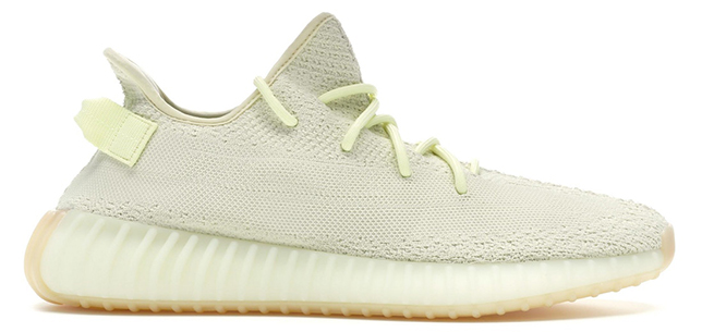 fc99d03a The Yeezy 350 V2 (Butter) didn't sell for much more than retail after the  release, probably because the drop was large enough to satisfy most of the  initial ...