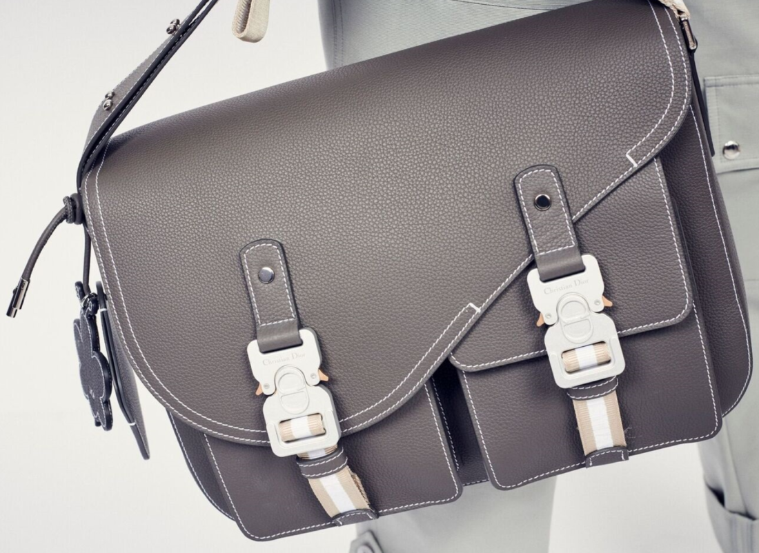 Dior Men's Saddle Bag Iteration