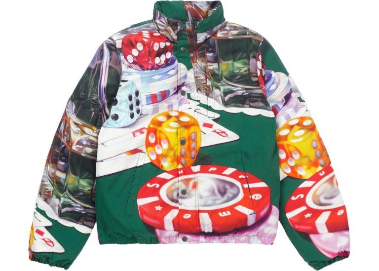 casino down jacket